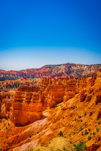 The Bryce Canyon National Park...