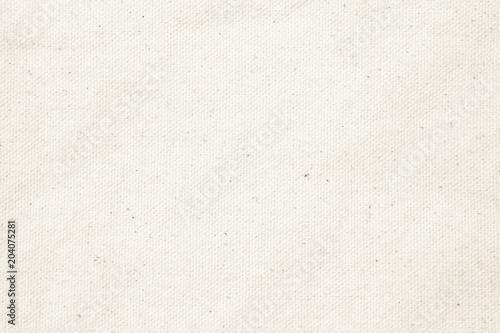 Obraz White pastel texture background. Haircloth or blanket wale linen canvas wallpaper. - fototapety do salonu