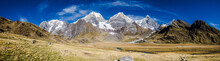 Hiking The Alpine Route On The Cordillera Huayhuash : Remote, Wild And Awesome.