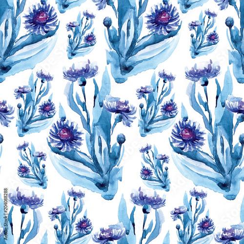 bezszwowy-wzor-blekitni-kwiaty