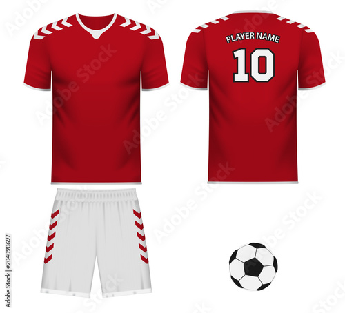 best service 6db26 2a599 Denmark national team jersey fan apparel - Buy this stock ...