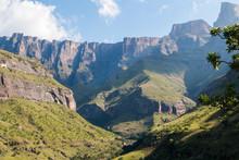 Northern Drakensberg Mountains...