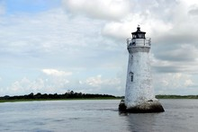 Cockspur Island Lighthouse Geo...