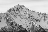 Zbliżenie Pioneer Peak na południe od Palmera - 204116874