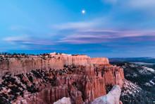 Sunset At Bryce Canyon National Park
