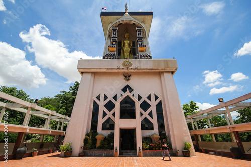 Papiers peints Con. Antique WAT PA SIRI WATTANA WISUT, NAKHON SAWAN, THAILAND