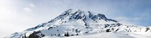 Mount Rainier Panoramic View -...