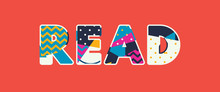 Read Concept Word Art Illustra...