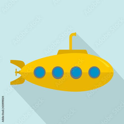 Láminas  Yellow submarine icon