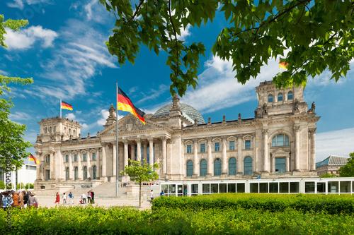 Zdjęcie XXL Budynek Reichstagu, Berlin - 8129