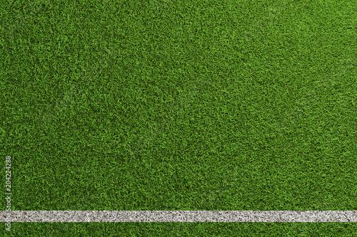 Photo Fußball Rasen Spielfeld Hintergrund