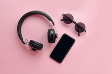 Stylish Black Sunglasses,smart...