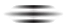 Horizontal Motion Speed Lines ...