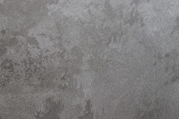 Tekstura szary tynk dekoracyjny.