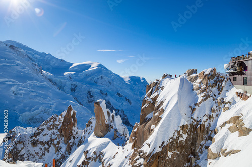 Photo Chamonix Mont Blanc