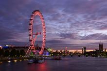 London Eye, Millenium Wheel, L...