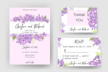 Save The Date Card, Wedding In...