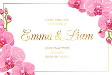 Wedding Marriage Event Invitat...
