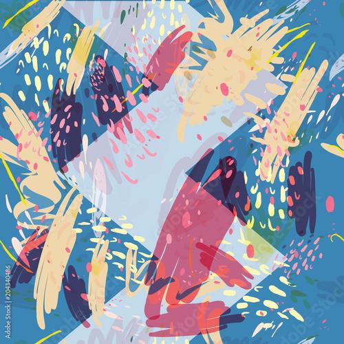 tektura-w-plamy-galezie-wzor-malowany-akwarela-abstrakcyjny