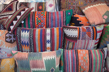 Colorful Oriental Pillows For ...