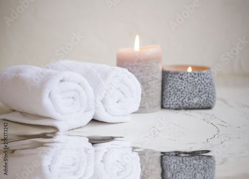 Aluminium Prints Spa Spa still life