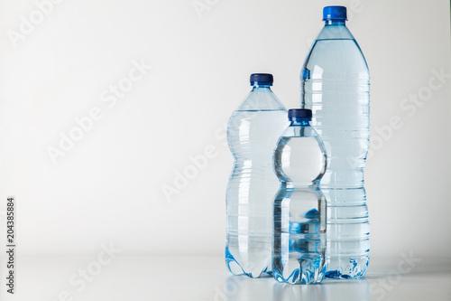 Fotomural Plastic water bottle