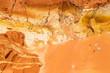 Düne mit roter Sand. Sand Texture und Sand Formation in unterschidlichen Farben.