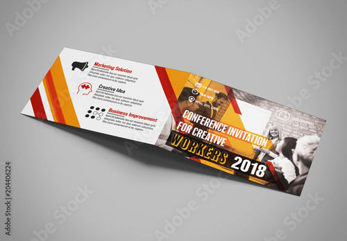 Conference Invitation Layout Buy This Stock Template And