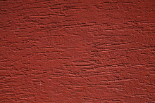 Red Wall Background Or Texture