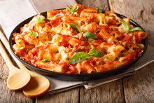 Homemade Casserole Pasta With ...