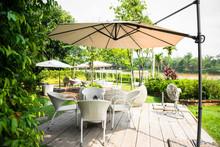 Outdoor Furniture, Rattan Chai...