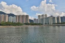 Tolo Harbour Landscape In Hon...