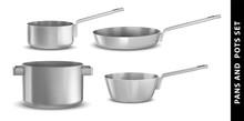 Pans And Pots Set