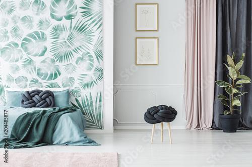 Αφίσα  Two handmade cushions