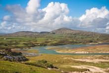 Beautiful Scenery Of Barley Cove On A Sunny Day, County Cork, Ireland
