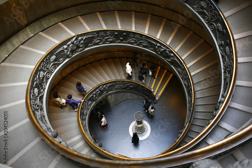 Wall Murals Stairs Rzym, Europa
