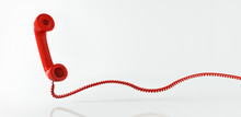 Rotes Telefon - Hotline
