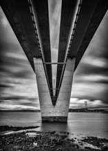 Beneath The Queensferry Crossing