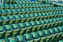 Sports Stadium Seating - Abstr...