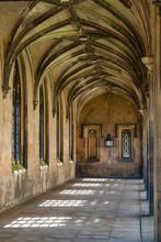 Old Building Corridor