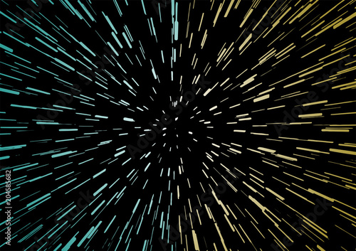 motion space stars background