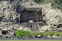 Luoyang Longmen Grottoes, China