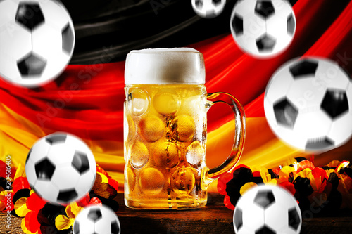 Fotobehang Bier / Cider Bier wm