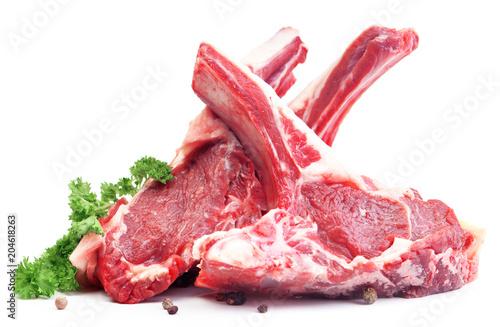 Cadres-photo bureau Viande Mutton meat