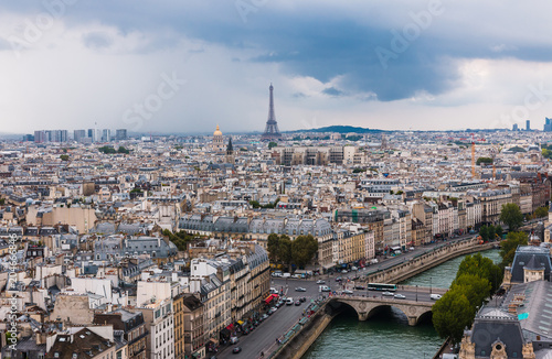 Papiers peints Paris Paris views