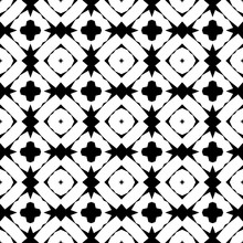 Seamless Decorative Pattern In...