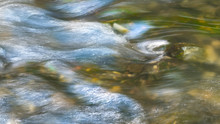 Background From Flowing Water ...
