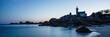 Leinwanddruck Bild - Lighthouse De Pontusval - .Phare De Pontusval