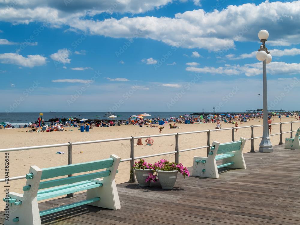 Fototapety, obrazy: View From Boardwalk