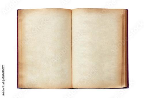 old vintage book